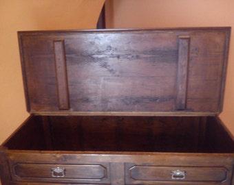 Wonderful  Madia Abruzzese Sideboard Antique furniture