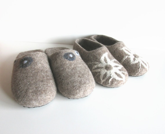 Felted to wool women mens wool shoes Handmade slippers house order slippers felted slippers slippers slippers slippers felt rIxrwY8q