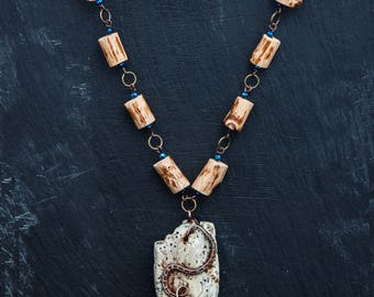 spirit of the forest necklace