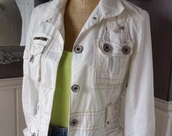 Women's Lightweight Jacket, Casual Jacket, Cotton Jacket
