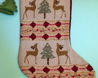 "20"" Large stocking for Christmas"
