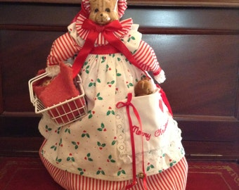 Mrs Christmas Bear