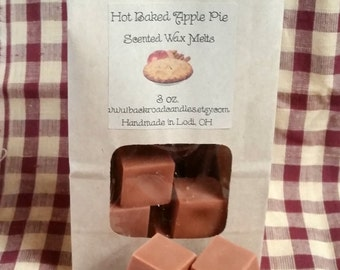 Hot Baked Apple Pie Scented Wax Melts