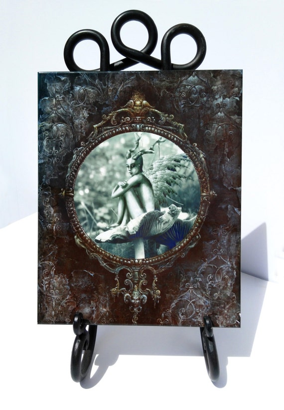 Rhea - Print on Ceramic