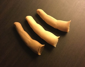 Unpainted Silicone Fingers