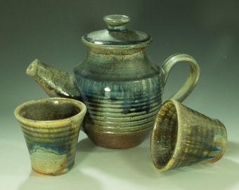 Wood Fired Tea Set