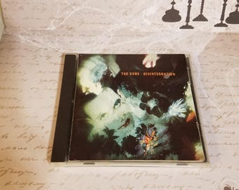 The Cure - Disintegration (CD) 1989