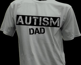 Men's Autism Shirt - Autism Dad