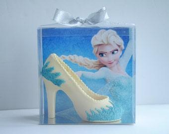 Chocolate shoe - Frozen