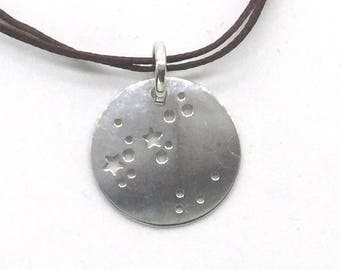 Necklace - Zodiac Constellations Choker