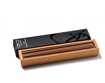 Ta'er: Premium Sandalwood Japanese Style Incense Sticks, 100% Natural perfect for Relaxation, Yoga & Meditation