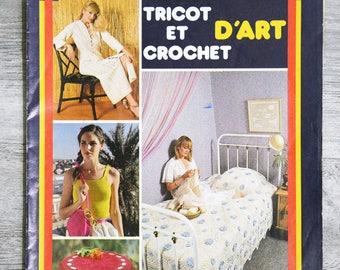 Magazine Chic 208 knitting - Knitting and crochet art