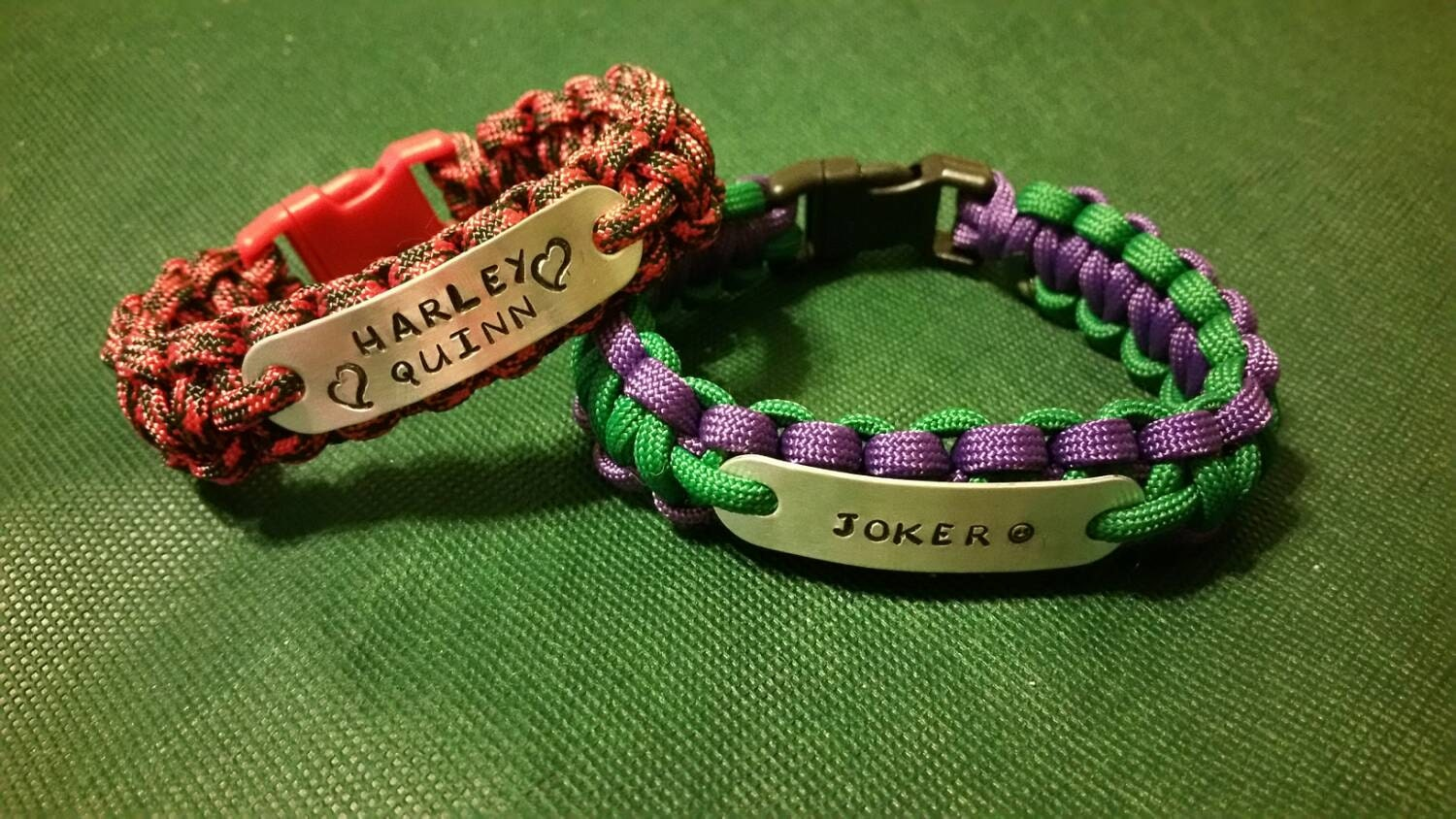 product joker squad jewelry cosplay suicide costume the comicon bracelet