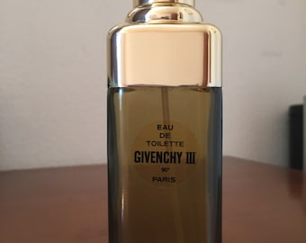 Givenchy III vintage by Givenchy eau de toilette spray bottle 100 ml - 3.4 FL.OZ new never used