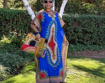 Gorgeous African/Ankara women's dress