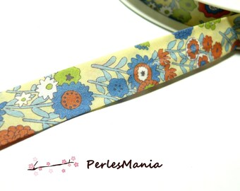 50cm of bias tape liberty 20mm romantic 4053 collection 215, DIY