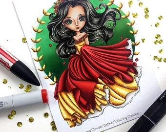Lilly de dansende prinses