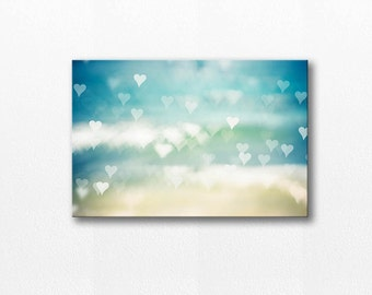 large canvas wall art canvas print nautical nursery art nursery canvas art bedroom decor photography canvas abstract photography heart print