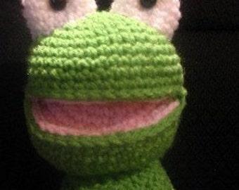 Piggy back pals 2 crochet pattern
