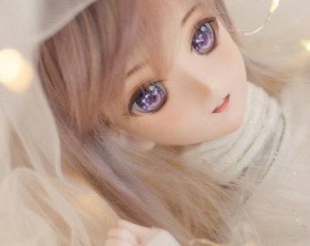 Marison Doll Eyes { Circus } - Handmade Dollfie Dream Eyes  ( 20mm-24mm )