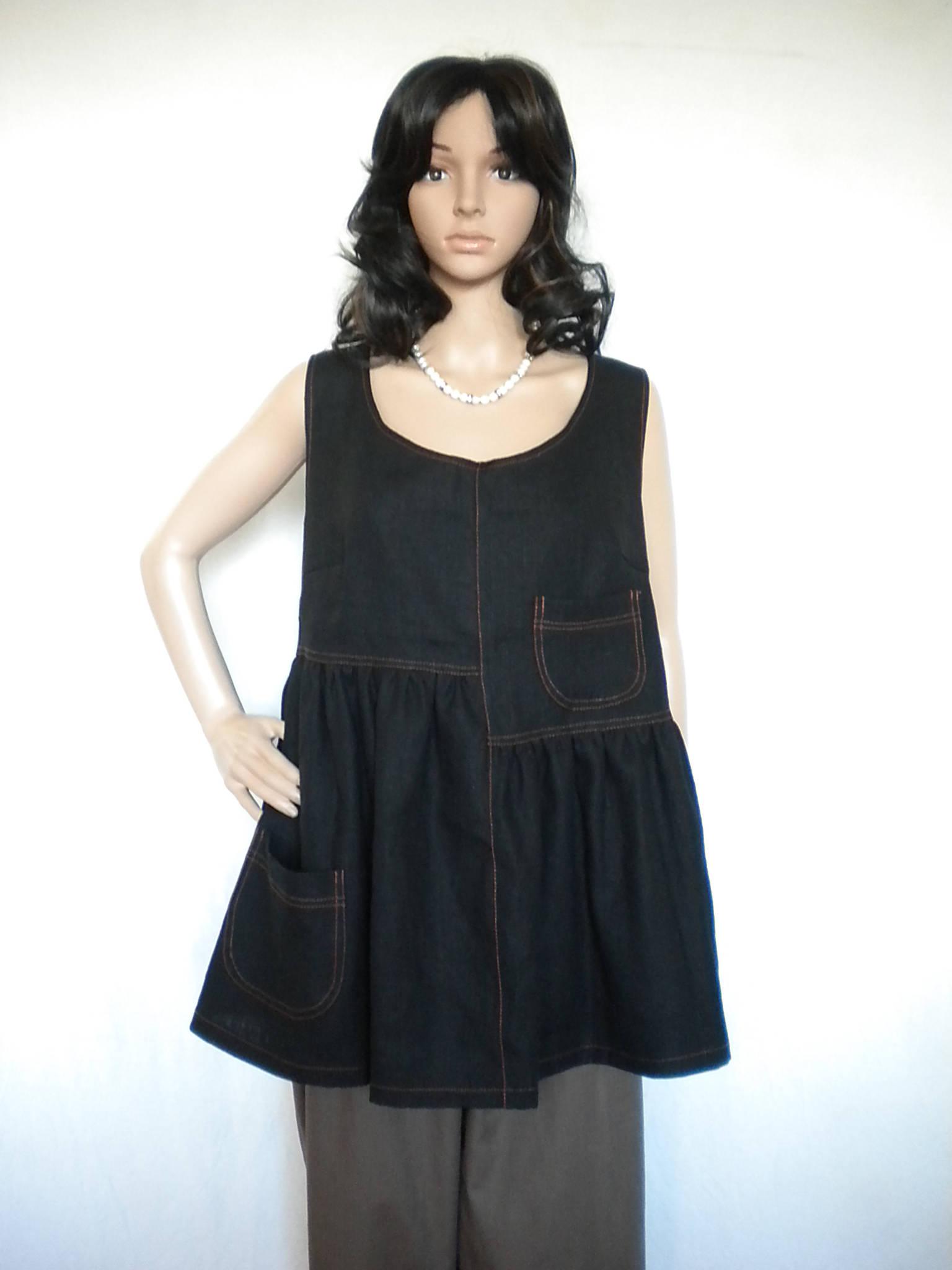 2971a3c5364 plus size linen tunic sleeveless linen top boho linen tunic