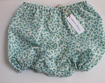 Baby bloomers / / print style Liberty