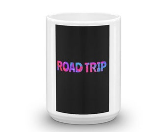 Road Trip Travelers Coffee Mug