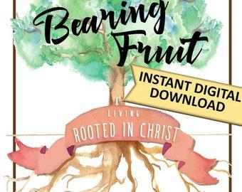 "Soul Inspired - ""Bearing Fruit"" Bible Study *DIGITAL*"