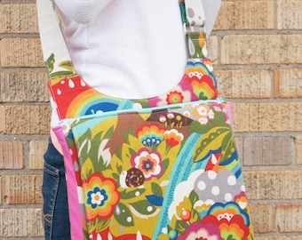 Hyacinth Bag PDF sewing pattern