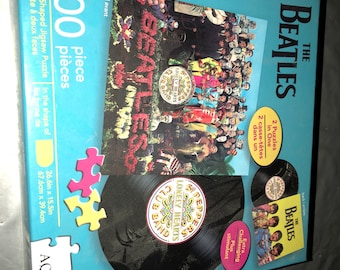 The Beatles Puzzle 600 piece
