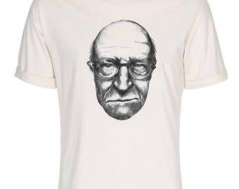 Regular Length - Mogens Tee - Organic Cotton T-shirt for Men with Print