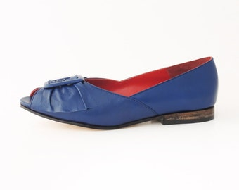 Bow Pump - super stylish variation on the classic ballet flat.