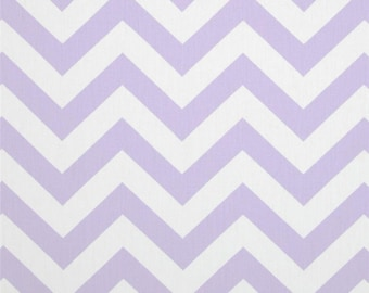 Wisteria Chevron Twill ZigZag Home Dec Fabric - One Yard - Premier Prints Fabric