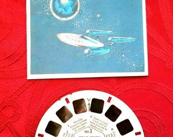 1968 Star Trek Omega Glory Viewmaster