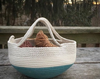 the knitting bowl