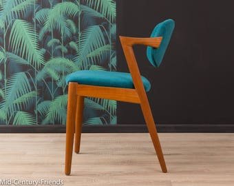 50s armchair, teak, chair, 60s, Denmark (712012)