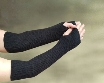 Women's gloves, Fingerless gloves, Armwarmers, Women's Arm warmes, Knitted gloves, Finter gloves, Women's knit gloves, Fingerless  mittens