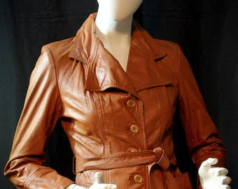 The Limited Sienna Leather Jacket