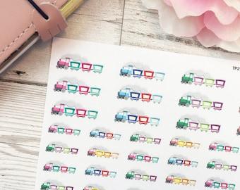 Train Planner Stickers (TP270)