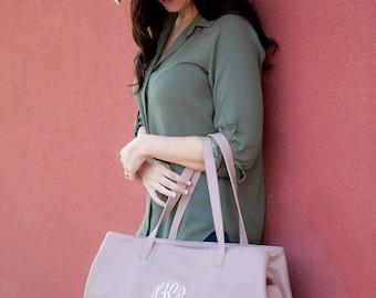 Weekender Bag Blush Pink Carry all bag Vegan Leather Weekender bag Cambridge Travel Bag Large Travel bag Weekender Travel Bag