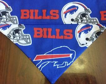 Buffalo Bills Dog Bandanas!!