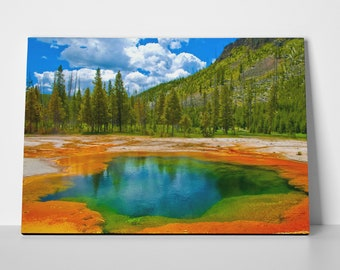 Yellowstone Poster or Canvas