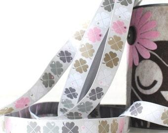 Ribbon color mix ByGraziela clover, grey