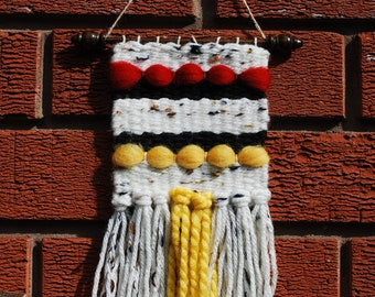 Mini Weave Wall Hanging