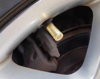 Bullet shell tyre valve cover