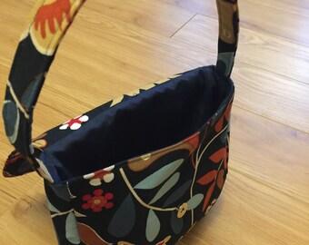 Midi top handled handbag