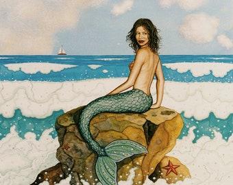 Mermaid Malibu Marta