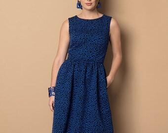 Butterick Sewing Pattern B6086 Misses' High-Low Hem Dresses
