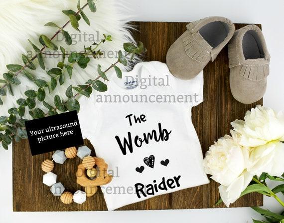 Pregnancy Reveal Digital Prints / Social Media Baby Announcement / Facebook / Instagram / Instant Download / digital prints announcement
