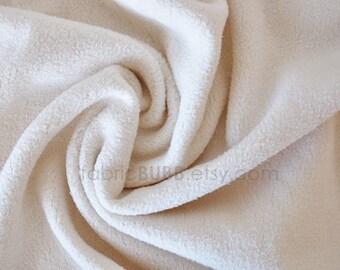 Organic Cotton Sherpa Fabric by Michael Miller Fabrics